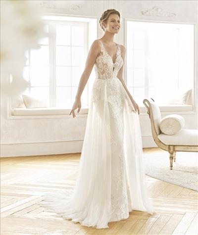 374bfe43e5 La Sposa. Los nuevos vestidos de novia ...